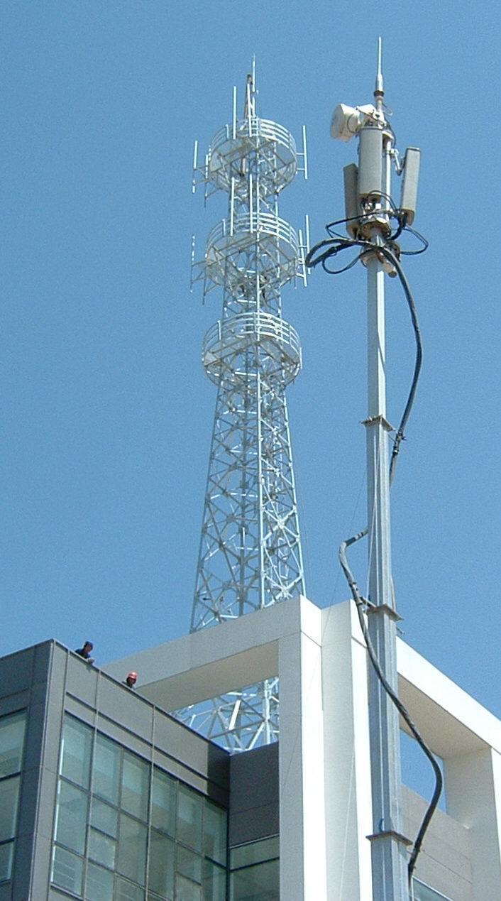 龙锦铁塔--正通网络通信铁塔工程设计图等,蜂窝信号塔