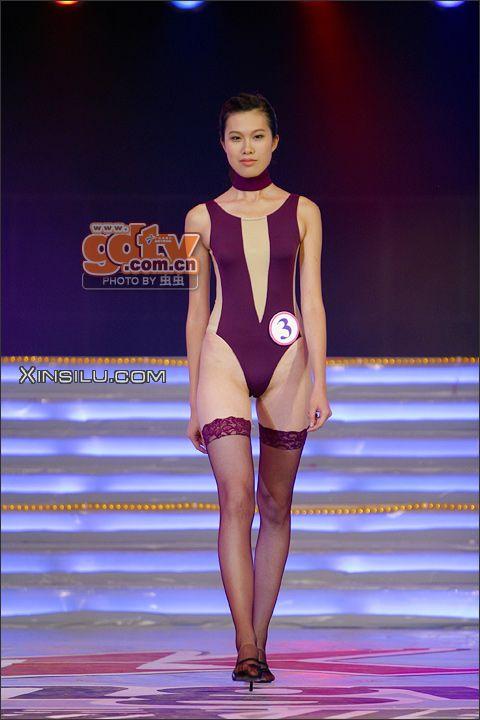 [原创]2005金威模特大赛泳装比赛图片一