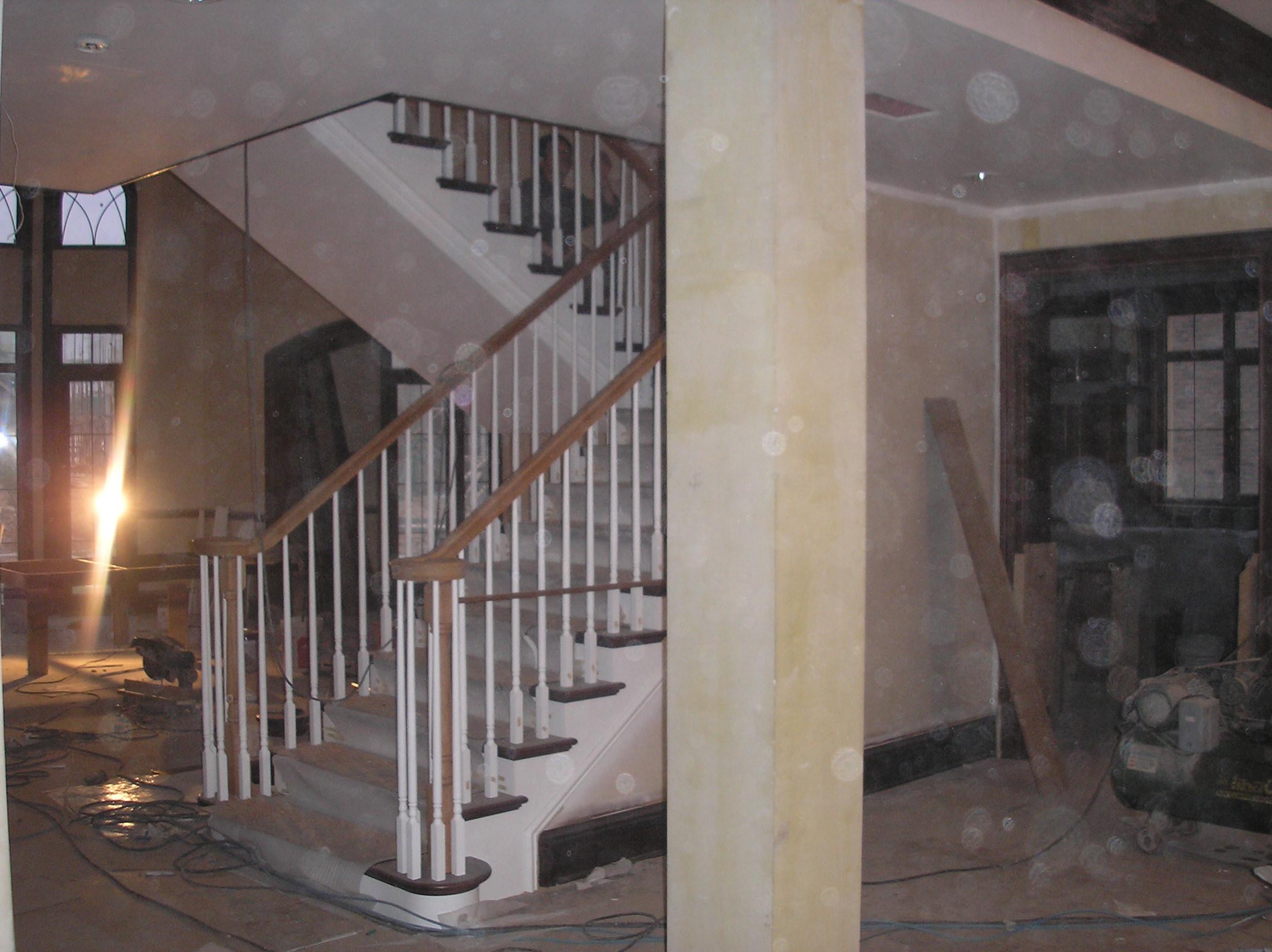 大门外楼梯设计图