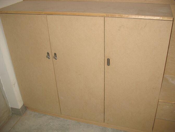 柜子部分,都用隐藏式拉手,防止碰撞图片