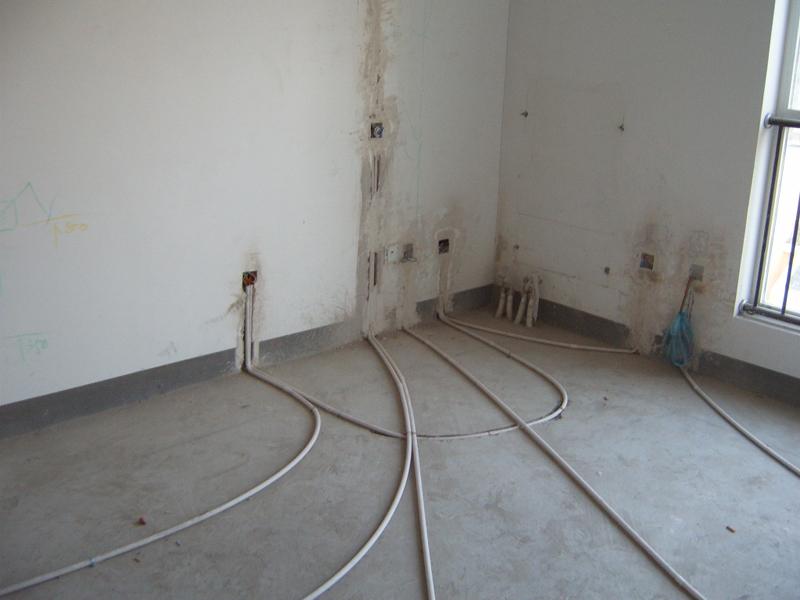 家庭装修电路布线图,家庭用电电路布线视频,家庭电路布线设