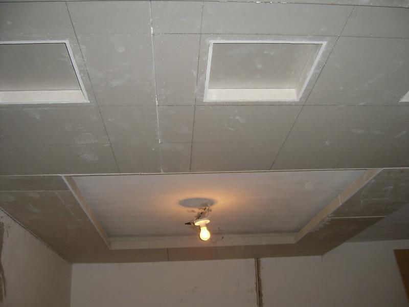 石膏线不吊顶效果图 现代装修客厅不吊顶 厨房不吊顶