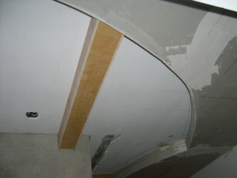 4,走廊吊顶——卫生间角度
