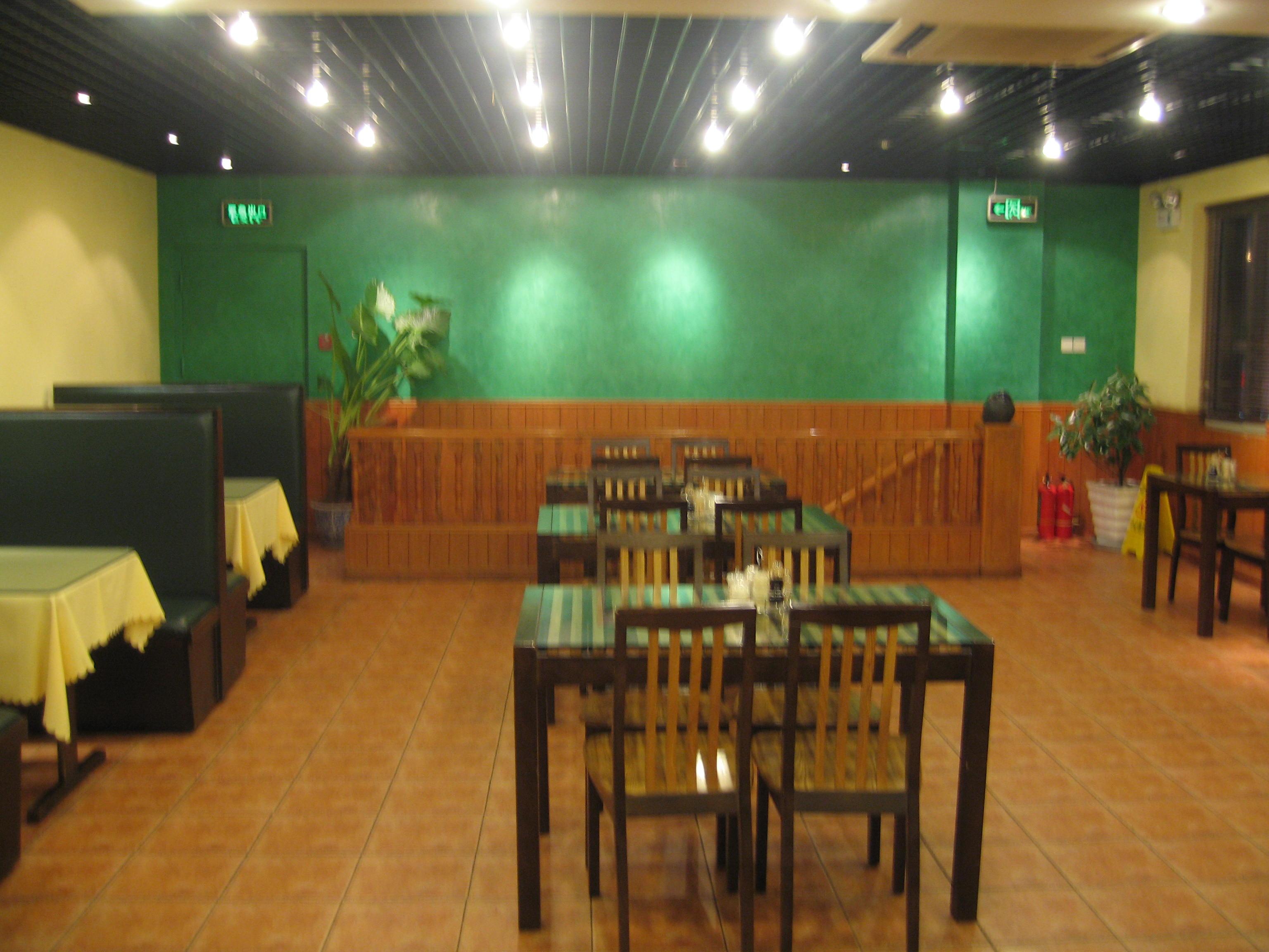 中式快餐厅转让!图片