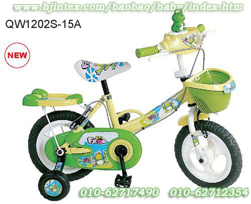童车专卖-森夏儿童自行车-小小恐龙儿童自行车010